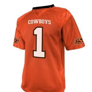 Authentic Oklahoma State Cowboys Football Jersey